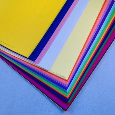 Zijdevloeipapier blok 240 vel 16x16cm